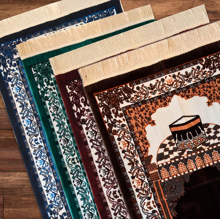 Al Haram Al Makki Prayer Mat