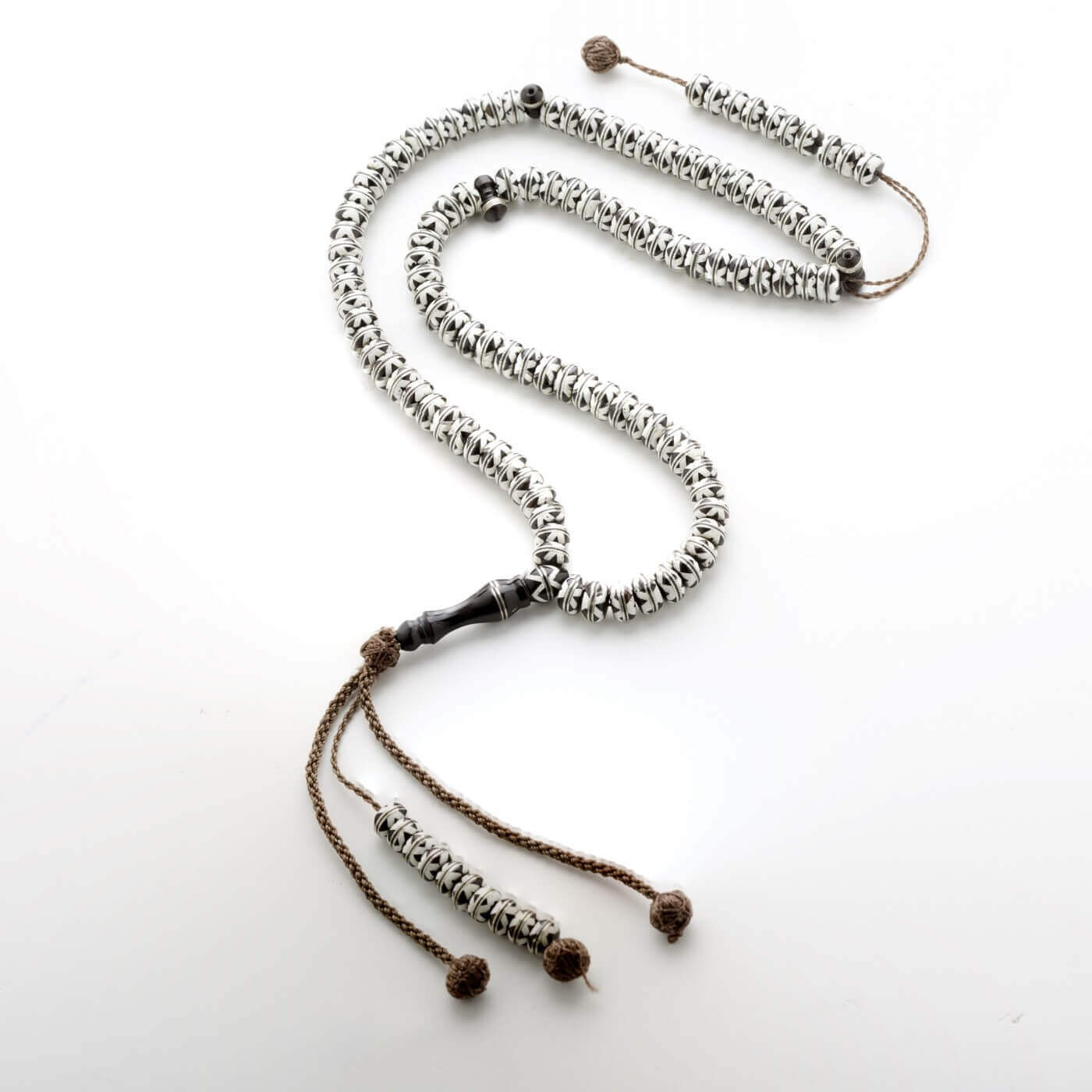 Cook Wood Prayer Beads