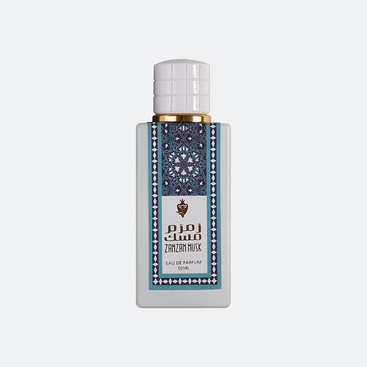Musk &  Zamzam Perfume