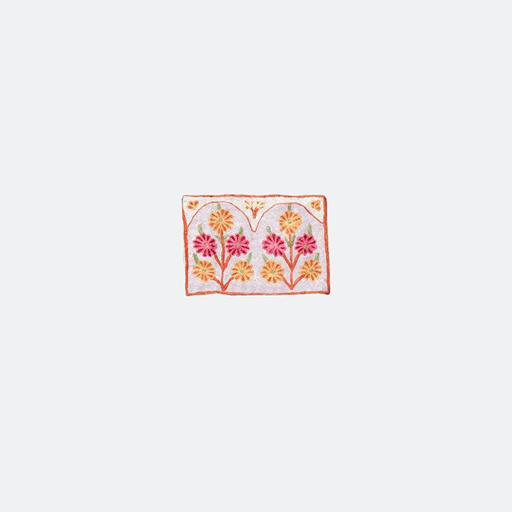 طقم زهرة كشمير ٦  (٣قطع)