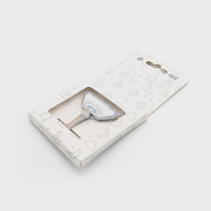 Madina Umbrella Magnet - Metal