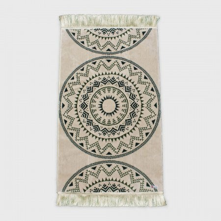 Al Mandla Prayer Mat (Light Colors)