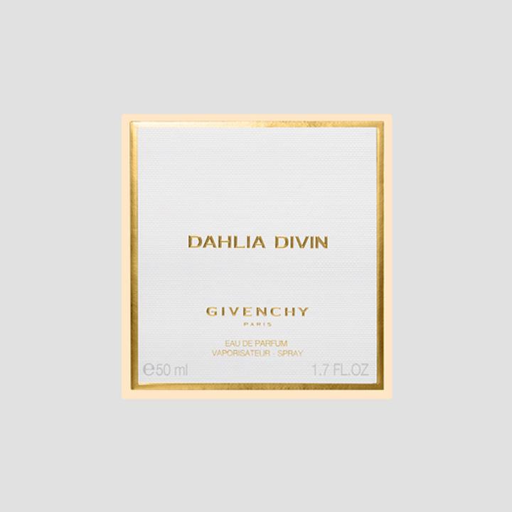 GIVENCHY DAHLIA DIVIN EAU DE PARFUM SPRAY 50 ML