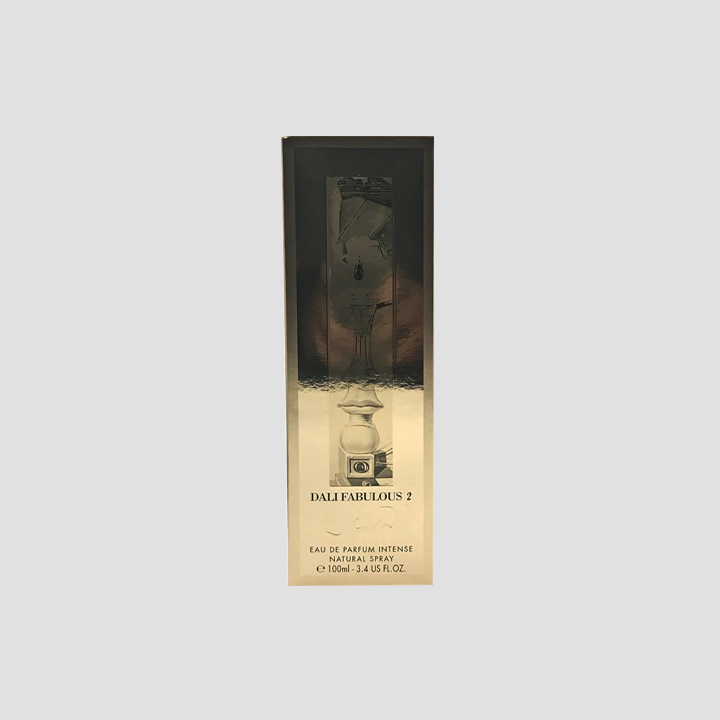 Salvador Dali Fabulous 2 EDP intense 100ml