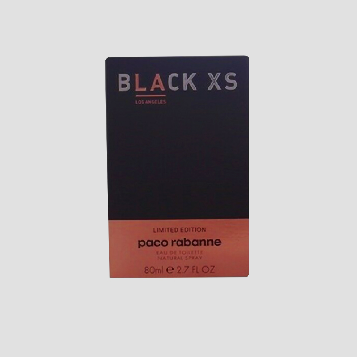 Paco Rabanne Black XS Los Angeles for Women EDT 80ml
