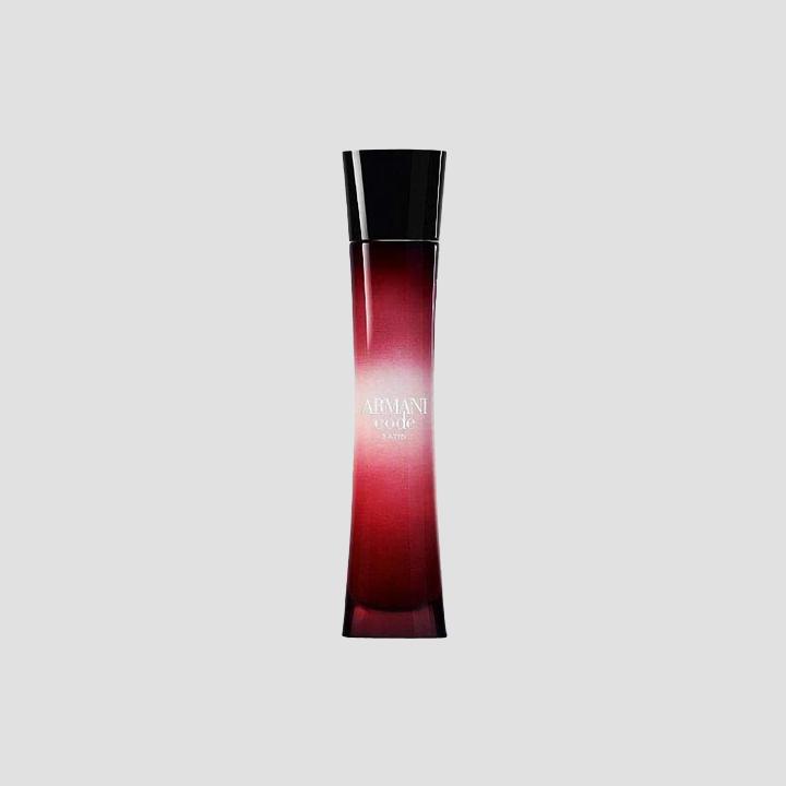 Armani Code Satin by Giorgio Armani for Women - Eau De Parfum, 50 ml