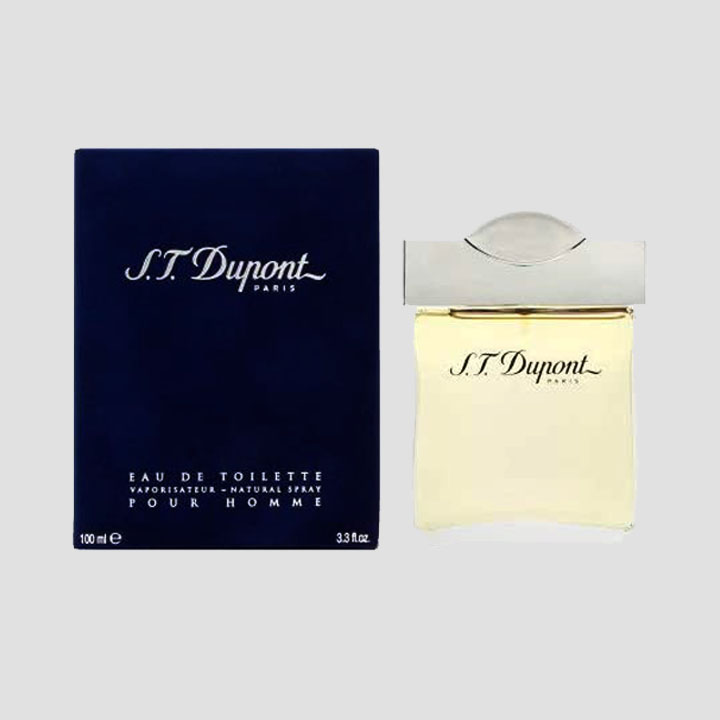 Pour Homme by St. Dupont