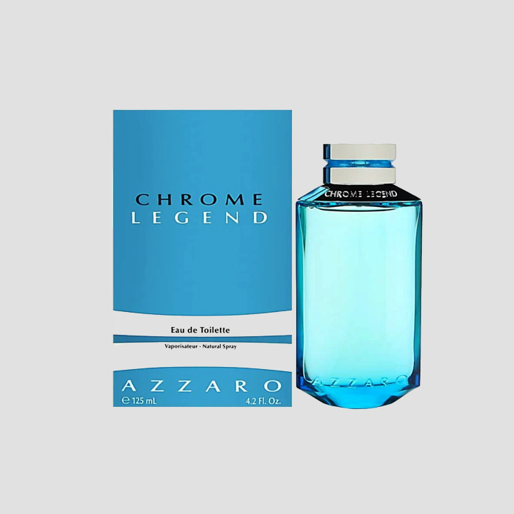 Chrome Legend Cologne by Azzaro