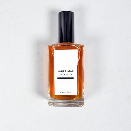 Oud & Musk Perfume