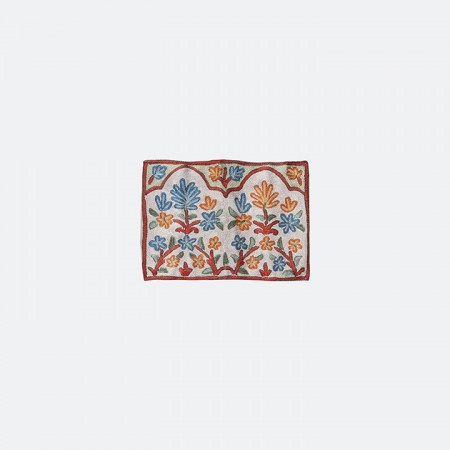 طقم زهرة كشمير٤ (٣قطع)