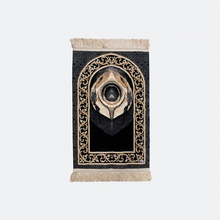 Black Stone Prayer Mat