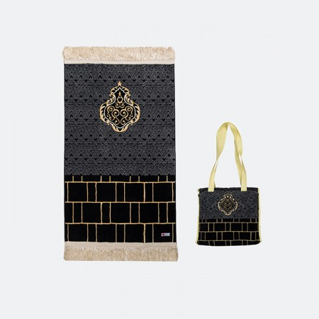 Kaaba Wall Prayer Mat