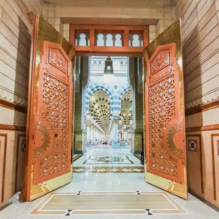 Omar Bin AL-Khattab Gate