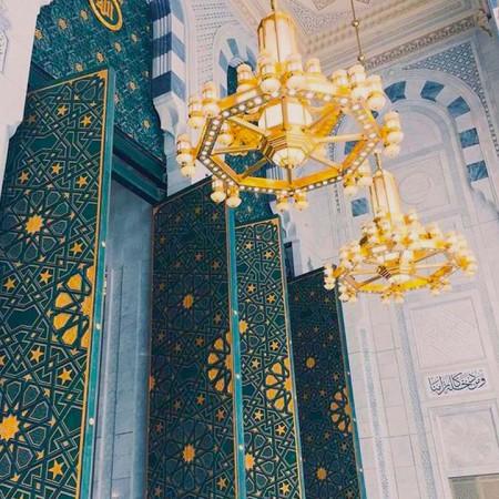 باب الحرم المكي