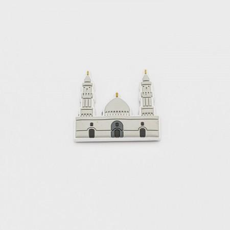 مغناطيس مسجد القبلتين - مطاط