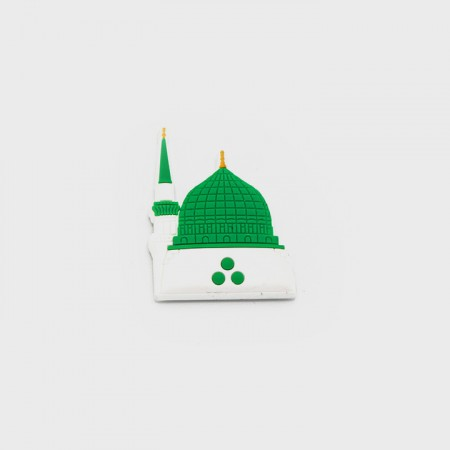 The Green Dome Magnet - Rubber