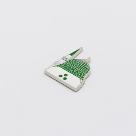 مغناطيس القبة الخضراء - معدني