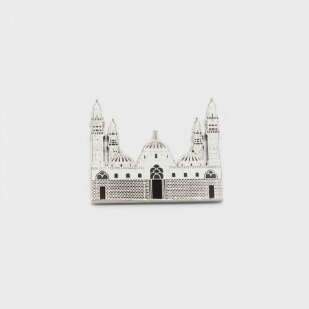 Masjid Qubaa Magnet - Metal