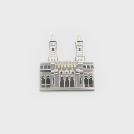مغناطيس المسجد الحرام - معدني