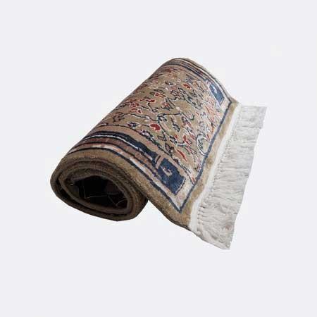 Rawdah Silk Prayer Mat