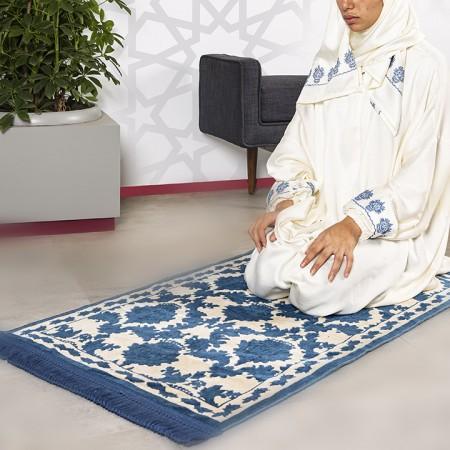 Al Turath Al Hejazi Set - Petroleum Blue