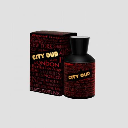 Dueto parfums CIty oud  100 ML