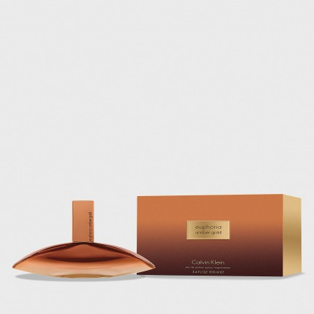 Calvin Klein Pure Gold Euphoria For Women 100 ML