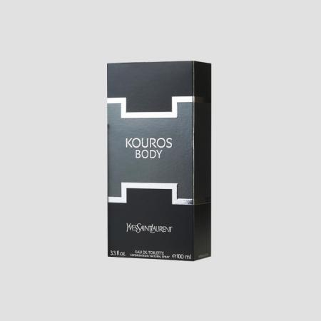 YSL KOUROS BODY EDT 100ML FOR MEN