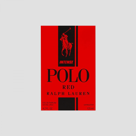 Polo Red Intense by Ralph Lauren 125ml EDP for Men