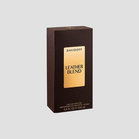 DAVIDOFF LEATHER BLEND 100ML FOR MEN
