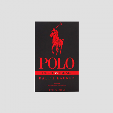 Polo Ralph Lauren Red Extreme