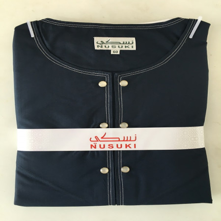 Emirati FeaturedThobe Dark Blue