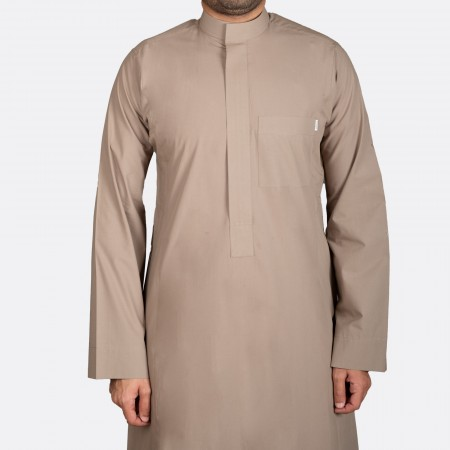 ثوب كلاسيكي قطن