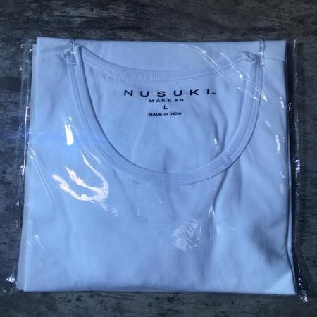 Men's undershirt, half sleeve round neck